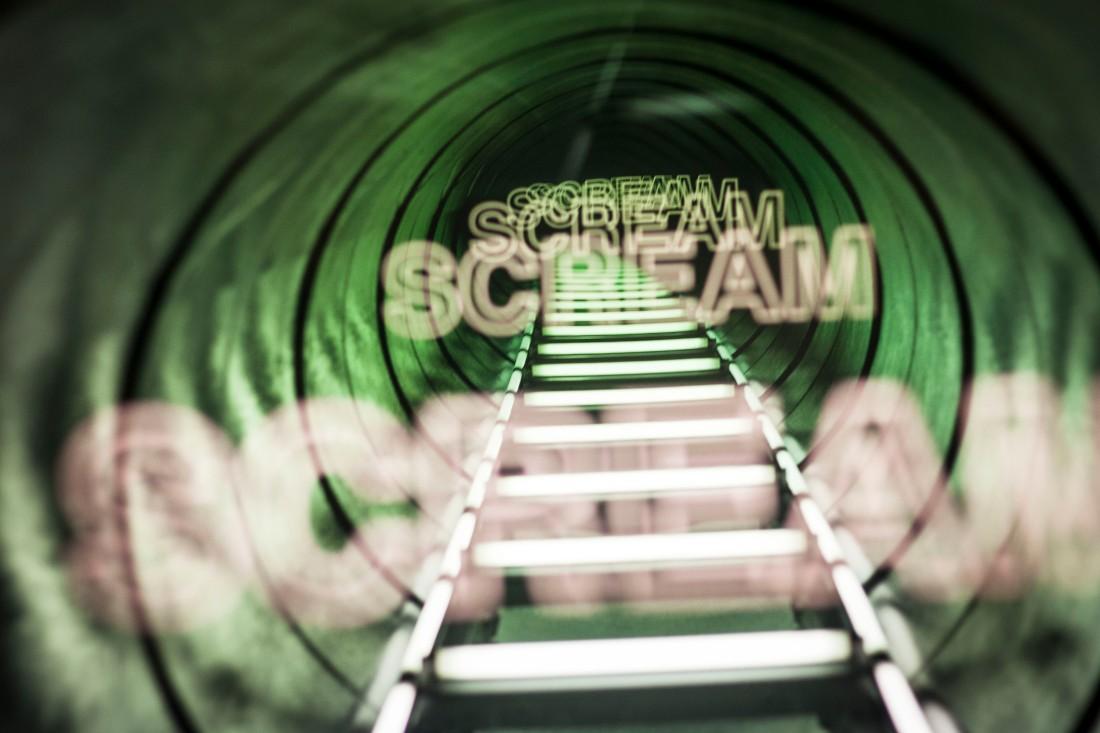 scream reflex